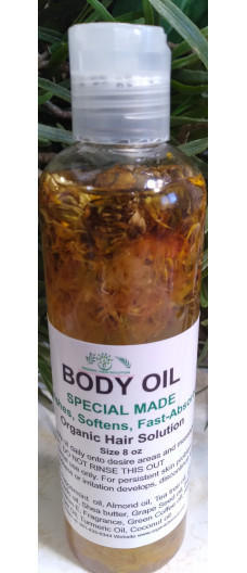 BODY OIL SPECIAL MADE